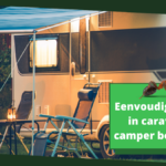 Eenvoudig mieren in caravan of camper bestrijden