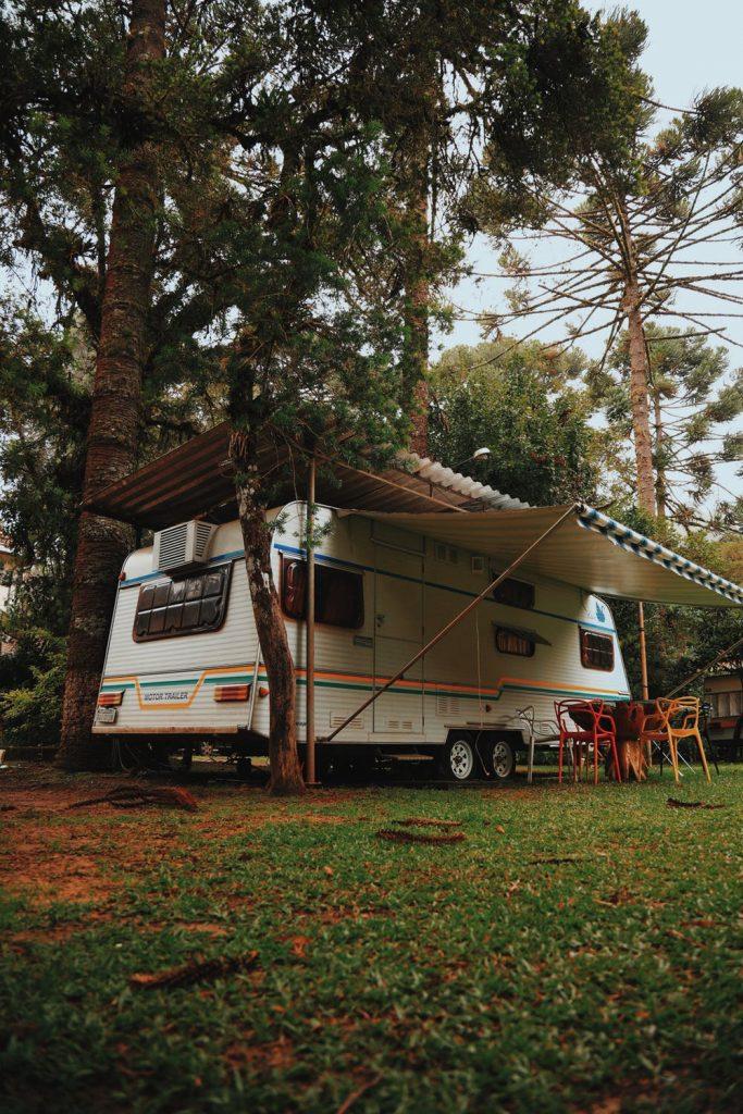 Mieren in caravan of camper bestrijden
