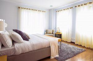 In de zomer een muggenvrij slaapkamer creëren kan lastig zijn, maar ook een hele opluchting!