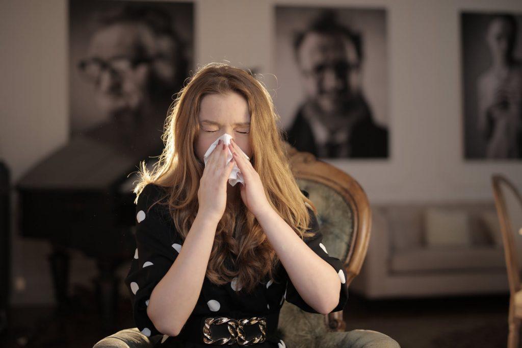 Allergie voor vlooien