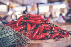 De geur van chili houdt muizen effectief op afstand.