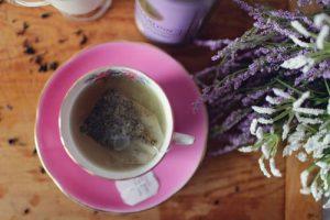 Lavendel is een voorbeeld van een natuurlijk middel tegen vlooien.