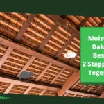Muizen onder dakpannen bestrijden: 2 stappenplannen tegen muizen