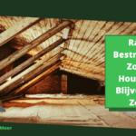 Ratten bestrijden op zolder: hou ratten blijvend van zolder