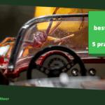 Spinnen bestrijden in de auto: 5 praktische tips!